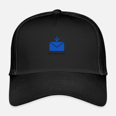 Post Sie haben Post! - Trucker Cap