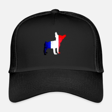 French The French Bulldog or The French Bulldog - Trucker Cap