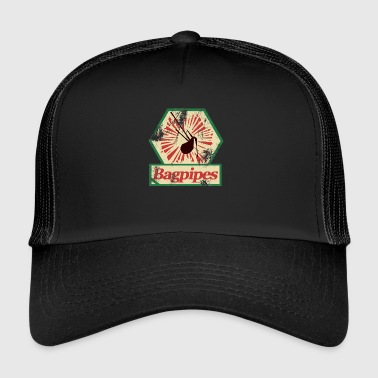 Bagpipes bagpipes bagpipe - Trucker Cap