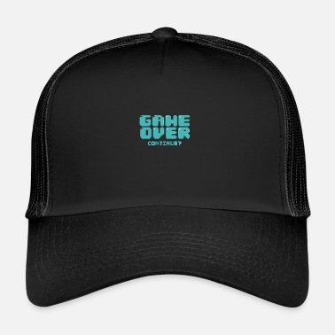 Game Over Game over - Cappello trucker