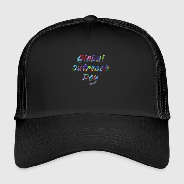 Global Outreach Day - Trucker Cap