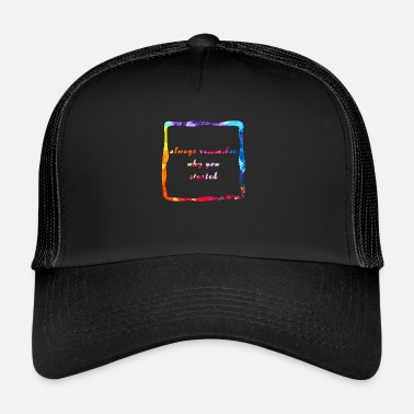 Motivation motivation - Trucker Cap