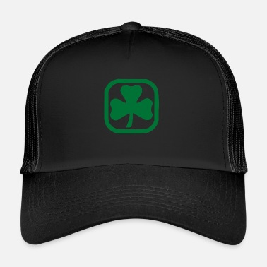 Shamrock Shamrock Irish - Trucker Cap