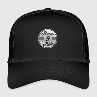 Rocker Rock & Roll - Trucker Cap
