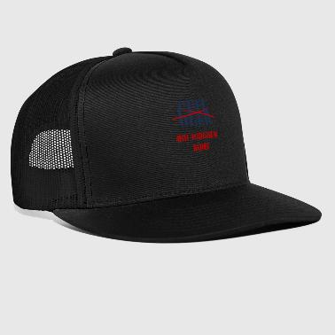 Geek: Anti-Mainstream Piuttosto - Trucker Cap