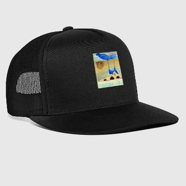 heaven on earth - Trucker Cap