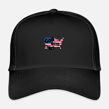 Us God with us - Trucker Cap