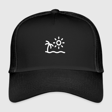 Ripe Ripe for island vacation trip travel - Trucker Cap