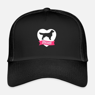 Golden Retriever MAMMA GOLDEN RETRIEVER - Trucker Cap