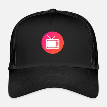 Television television - Trucker Cap
