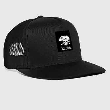 capitaine Pirate - Trucker Cap