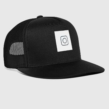 Instagram - Trucker Cap
