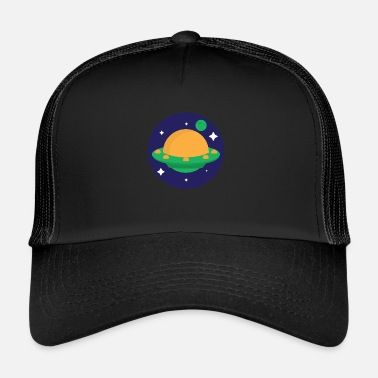 Planet planète - Trucker Cap