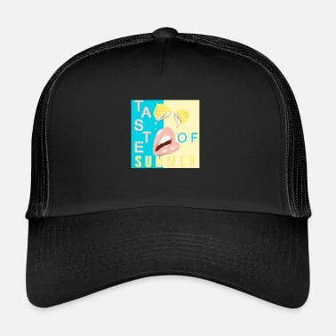 Taste Taste of Summer - Trucker Cap