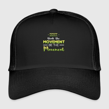Movement design movement - Trucker Cap