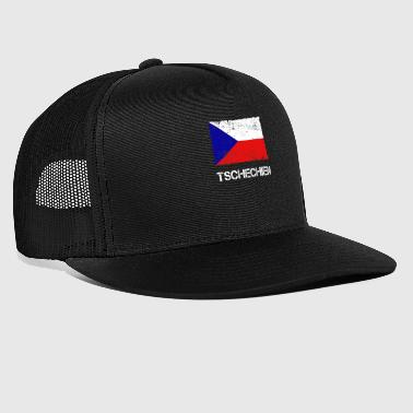 Czech Republic - Trucker Cap