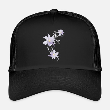 Lilac Lilac tulips - Trucker Cap
