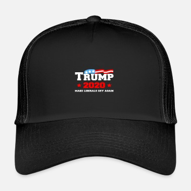 Trump Trump 2020 - USA - Trucker Cap