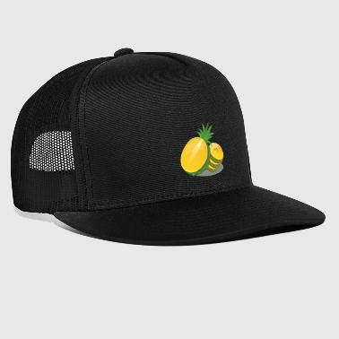 Ananas Illustration - Trucker Cap