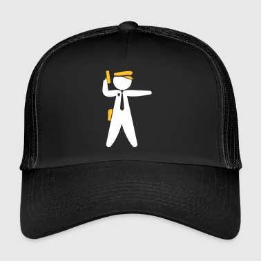 The Policeman - Trucker Cap