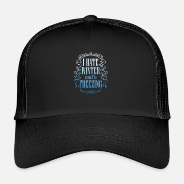 Vinter vinter - Trucker Cap