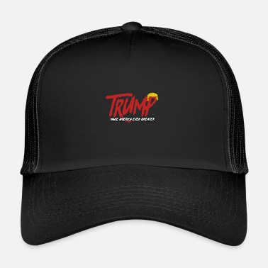Satir Trump satires - Trucker Cap