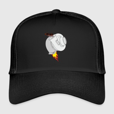 Turbo power boost - Trucker Cap