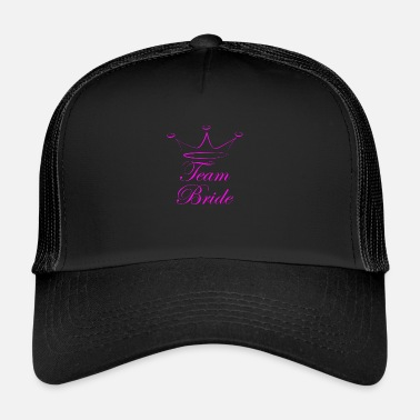 Team Team Bride - Trucker Cap