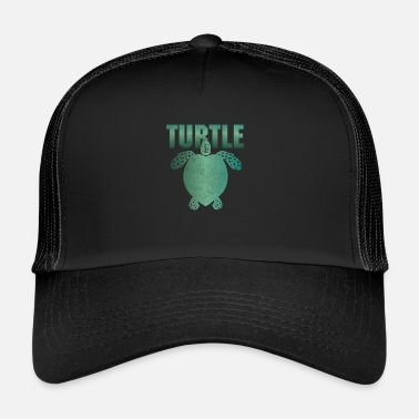 Tortue Tortue, tortues, tortue, cadeau - Trucker Cap