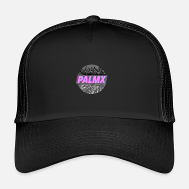 Twitch Palm X Trippy Rosa Twitch - Trucker Cap