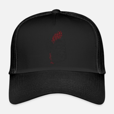 Mythologie Silent Fall - Mythologie - Trucker Cap