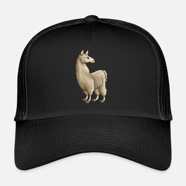 Drama Lama Drama - Version 2 - Trucker Cap