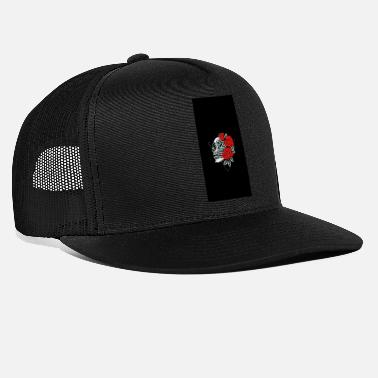 Deadly Deadly RØSE - Trucker cap