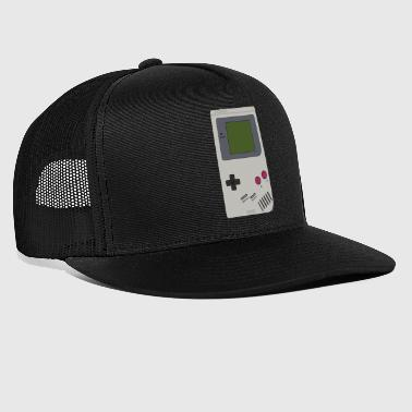 Game Boy Batteries not included! - Trucker Cap