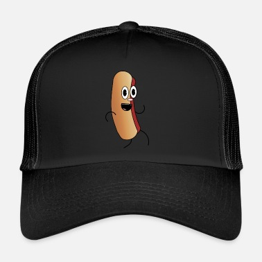 Hot Dog hot dog - Trucker Cap