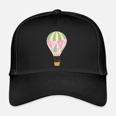 Hot Air Balloon Balloon ride on hot air balloon - Trucker Cap