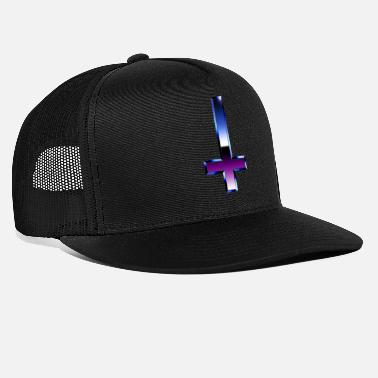 Chrome Cross - Trucker cap
