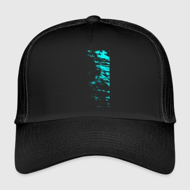 Art light blue - Trucker Cap