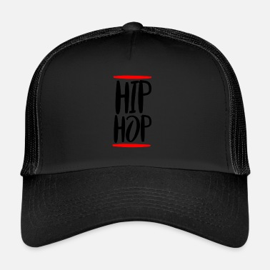 Rap 90s Hip Hop Rap Oldschool - Trucker Cap