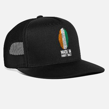 Costa Made In Costa d'Avorio / Costa d'Avorio - Cappello trucker