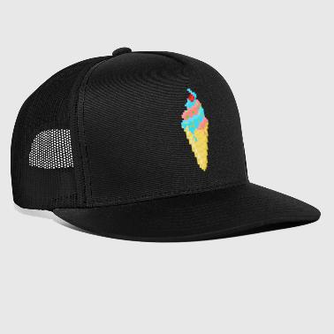 Ice cream - Trucker Cap