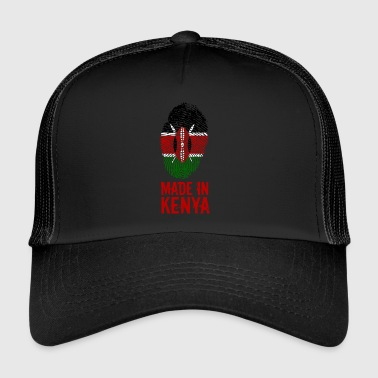 Made In Kenya / Kenya - Trucker Cap