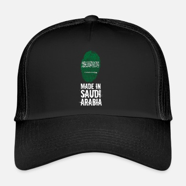 Mohamed Made In Saudiarabien / Saudiarabien - Trucker Cap