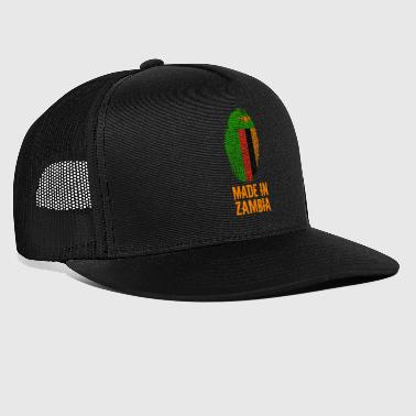 Made In Zambia / Sambia - Trucker Cap