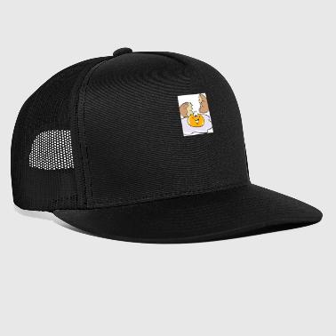 Kai Dao the happy egg - Trucker Cap