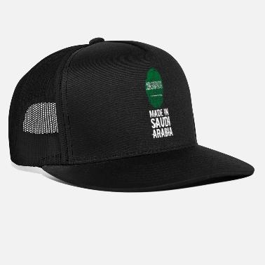 Saudi Made In Saudi Arabia / Saudi-Arabien - Trucker Cap