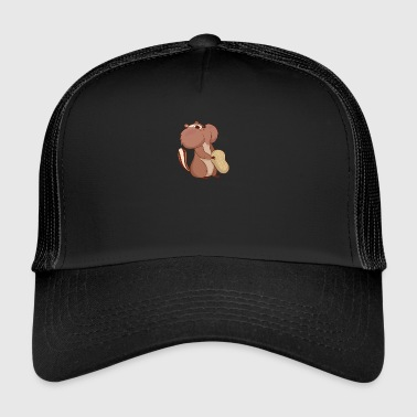 Chipmunk Tamia chipmunk - Trucker Cap