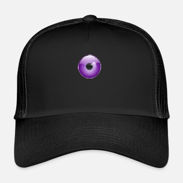 Pupil Pupil purple - Trucker Cap