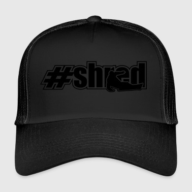 kontur Shred - Trucker Cap