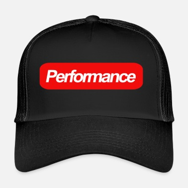 Performance performance - Trucker Cap